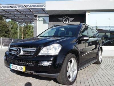 usado Mercedes GL320 CDI 4-MATIC