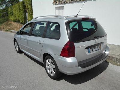 gebraucht Peugeot 307 SW 1.6 HDi Executive (90cv) (5p)