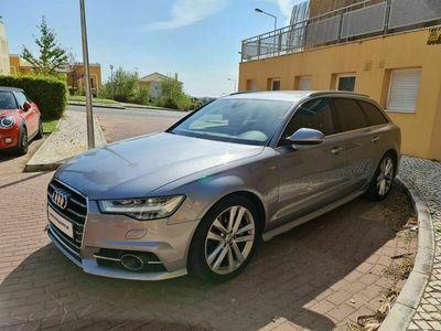usado Audi A6 avant 3.0 TDI Sline