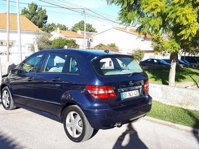 usado Mercedes B200 2.0TDI 140cv