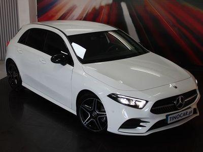 usado Mercedes A180 D Auto AMG LINE | GPS | LED