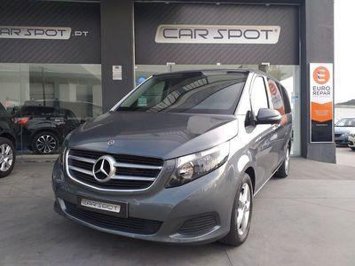 usado Mercedes V220 D EXTRA-LONGA AVANTGARDE
