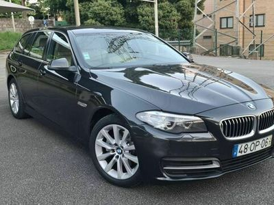 usado BMW 520 D Touring Luxury