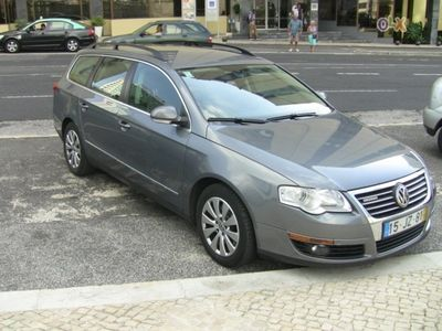 usado VW Passat Variant 1.9 TDi BlueMotion
