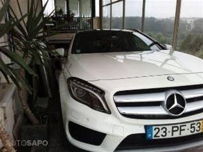 usado Mercedes GLA220 ClasseCDi 4-Matic (170cv) (5p), Diesel