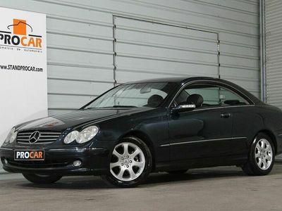 usado Mercedes CLK200 Kompressor Elegance