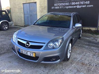 gebraucht Opel Vectra caravan 1.9 CDTI cosmo