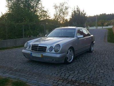 usado Mercedes E290 TurboDiesel