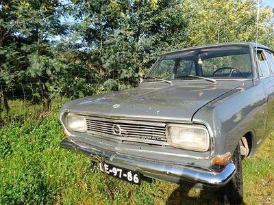 gebraucht Opel Olympia Rekord B1700 1965