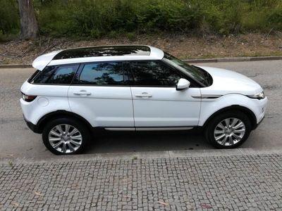 gebraucht Land Rover Range Rover evoque 2.2 SD4 AUTO