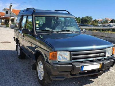 usado Land Rover Discovery 300 TDI 7L