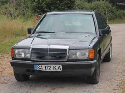 usado Mercedes 190 D Caixa de 4