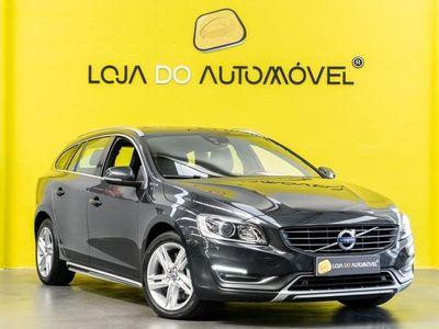 usado Volvo V60 D6 AWG HYBRID SUMMUM AUT