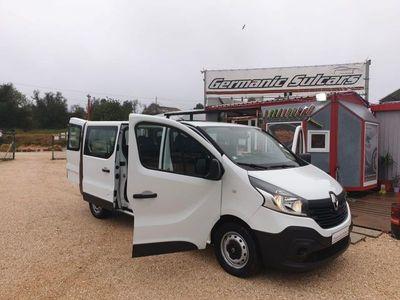 usado Renault Trafic 9 lugares viatura nacional com Iva discriminado 23%