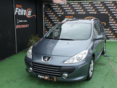 usado Peugeot 307 Break 1.6 hdi 7 lug
