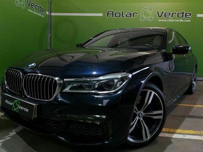 usado BMW 750 d Pack M