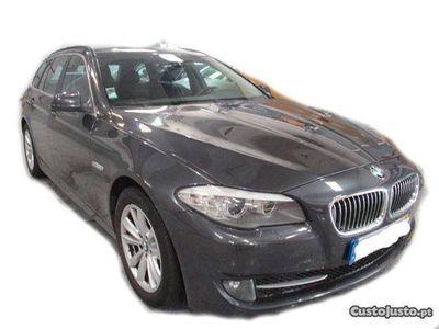 usado BMW 520 d Touring Manual