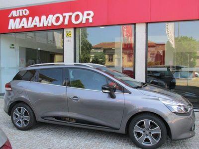 usado Renault Clio Sport Tourer 1.5 DCI 90 S&S ECO NIGHT & DAY