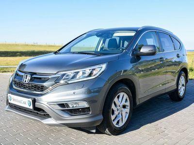 gebraucht Honda CR-V 1.6 i-dtec Elegance