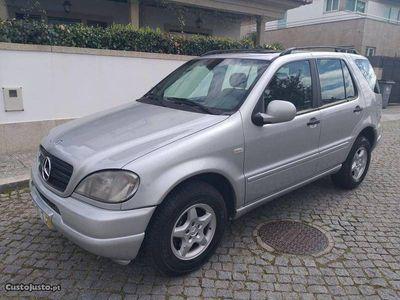 usado Mercedes ML270 CDI Nacional Cx.Auto