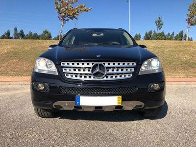usado Mercedes ML320 - Selo Antigo