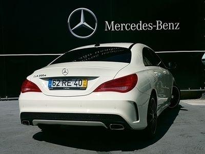 usado Mercedes CLA200 Classe CLAd amg line aut.