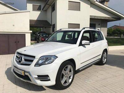 usado Mercedes GLK220 CDI AMG 170cv