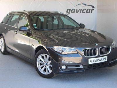 gebraucht BMW 520 D Touring Cx Automática