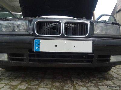 usado BMW 316 5 portas