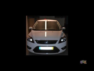 usado Ford Focus 1.6 TDCi Titanium (109cv) (5p)