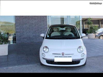 gebraucht Fiat 500 1.3 95cv Lounge