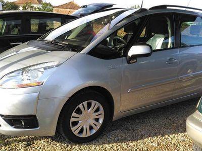 usado Citroën Grand C4 Picasso 7 lugares -