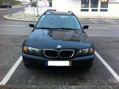 usado BMW 320 d Touring 150cv -