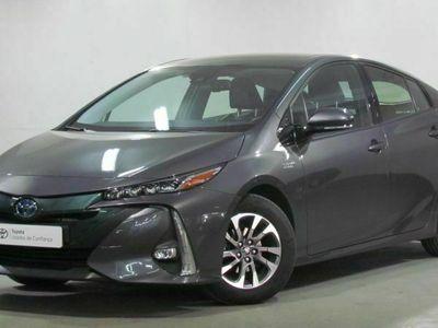 usado Toyota Prius 1.8 Hybrid Plug-in Luxury + Pele