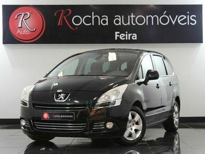 usado Peugeot 5008 1.6 E-HDI SE Style 2-Tronic AUTO