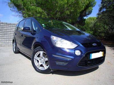 usado Ford S-MAX 2.0 140CV TDCI