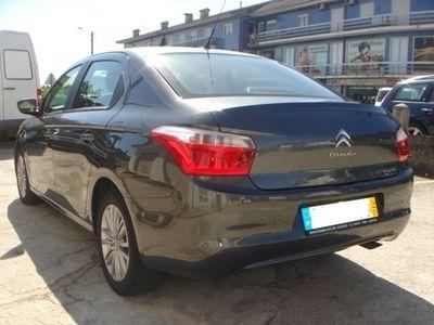 usado Citroën C-Elysee I 1.6 HDi Exclusive (92cv) (4p)