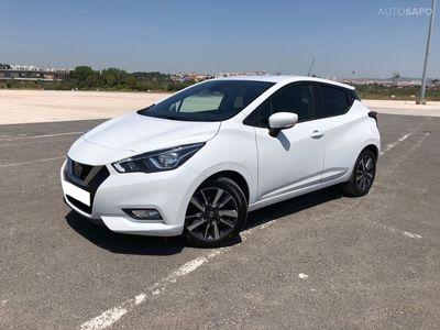 usado Nissan Micra 0.9 IG-T Acenta Connecta GPS 90cv