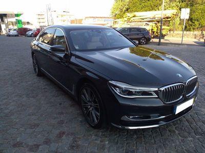 usado BMW 730 d Longo