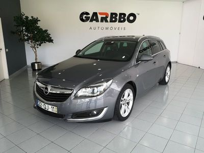 usado Opel Insignia Country Tourer Sports Tourer Cosmo Active-Sele