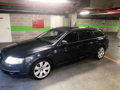 usado Audi A6 2.7 tdi avant