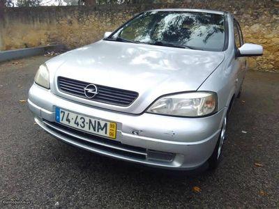 brugt Opel Astra 2.0 DTi 16v