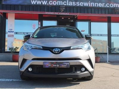 usado Toyota C-HR 1.8 HSD EXCLUSIVE+PACK LUXURY