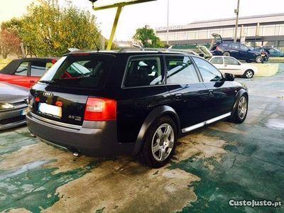 usado Audi A6 Allroad quattro 2.5 TDi -