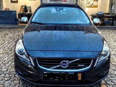 used Volvo V60 D3 R DESIGN 163CV