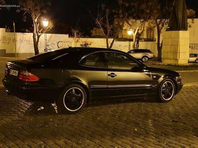 usado Mercedes CLK230 CLK 230kompressor