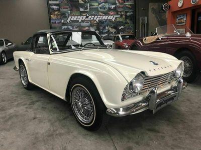 usado Triumph TR4 ---