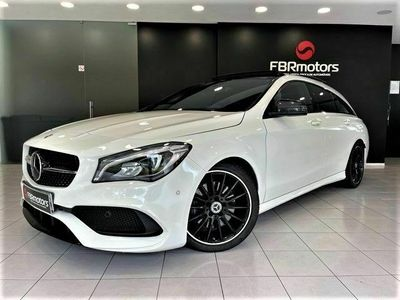 usado Mercedes CLA220 d AMG Line