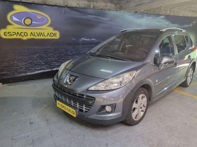 usado Peugeot 207 1.6 HDi Trendy
