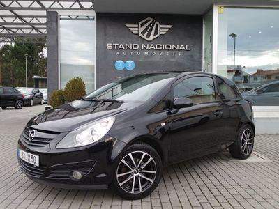 usado Opel Corsa 1.2 BLACK EDITION
